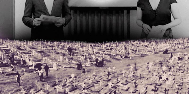 <center>600 mil mortos: nenhum remorso nos veículos públicos da EBC